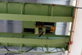 Expertises techniques des ponts roulants d'EDF la Brillanne et Beaumont de Pertuis