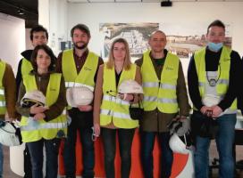 A la découverte de la centrale nucléaire EDF de Paluel