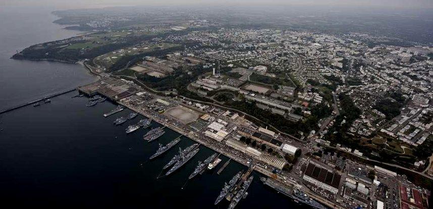 Etude de vieillissement de 7 grues portuaires de l'ESID de Brest