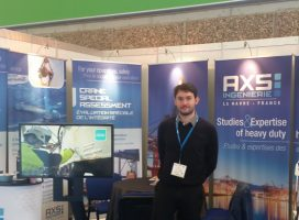 TOC Europe 2017 – AXS INGENIERIE vous remercie !