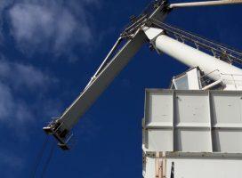 Evaluation de l'intégrité de 3 grues portuaires de la CCI BAYONNE